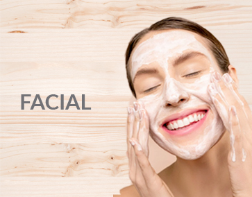 Cuidado facial natural